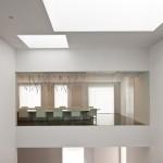Lámpara de techo de aluminio de Vibia
