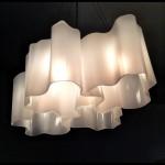 Lámpara modelo Logido de Artemide