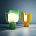 Lámparas de sobremesa modernas de Fontana Arte