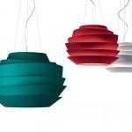 Lámparas de suspensión Le Soleil de Foscarini