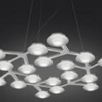Lámparas modernas de suspensión de la marca italiana Artemide
