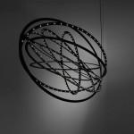 La sugerente lámpara de suspensión Copérnico de Artemide