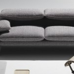Las nuevas versiones del sofá Maralunga de Vico Magistretti