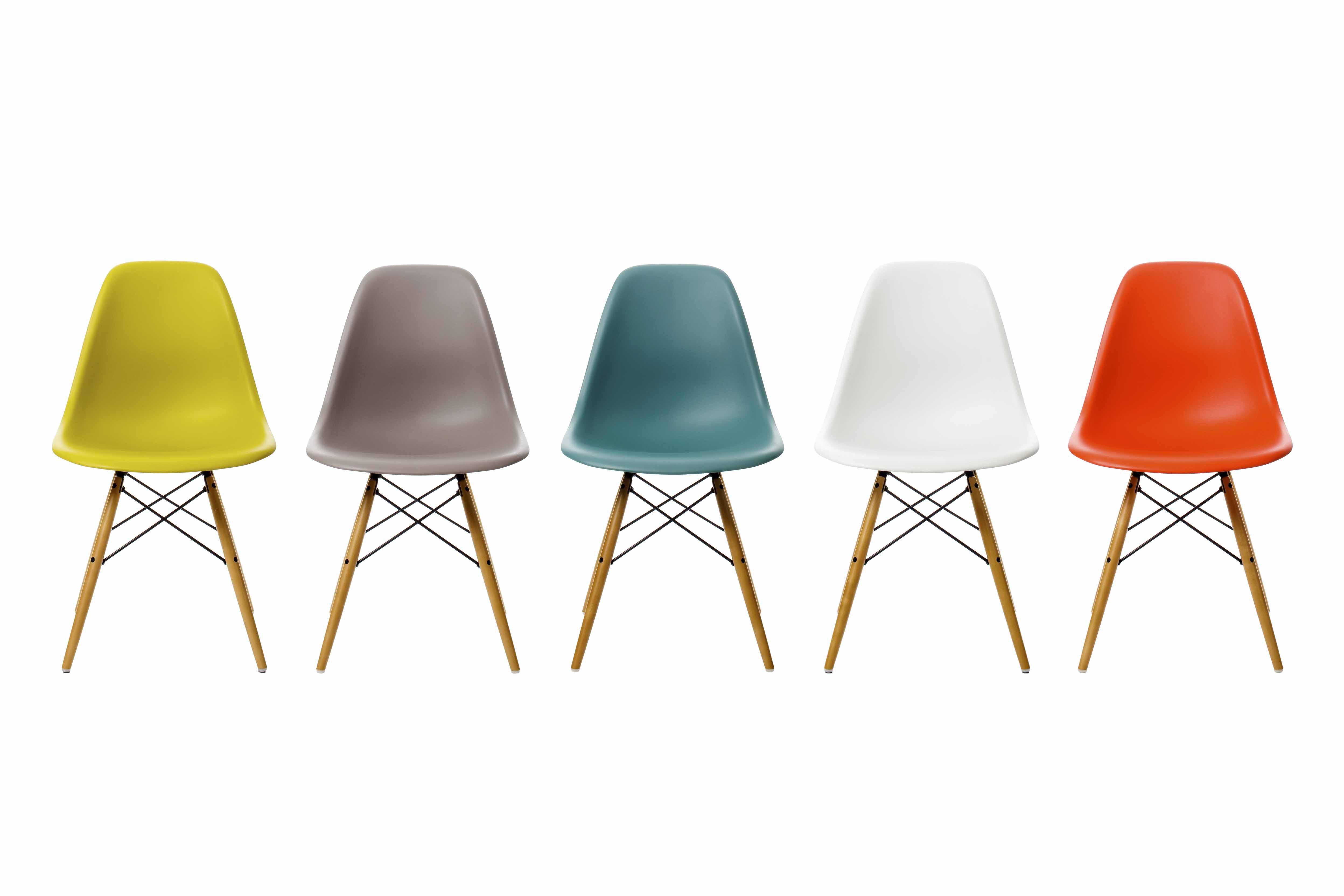 Silla Charles Eames. Great Silla De Oficina Charles Tower Super ...
