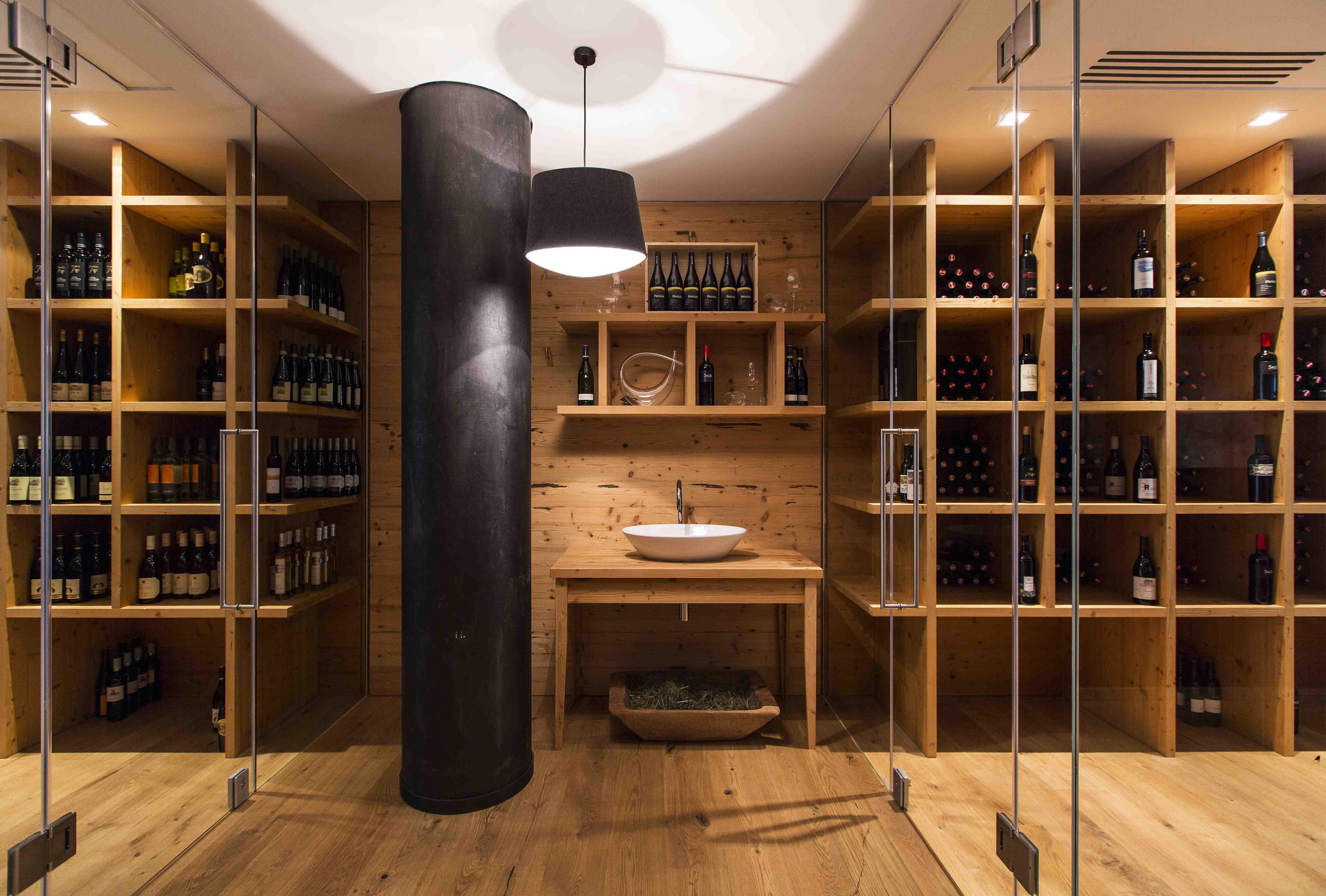 Suelos de madera gunni trentino - Muebles para bodegas ...
