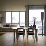 Mesa de comedor en madera de Carl Hansen & Son