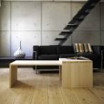Mesa de trabajo SH en madera