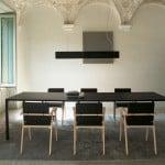 Mesa extensible de Piero Lissoni para Cassina
