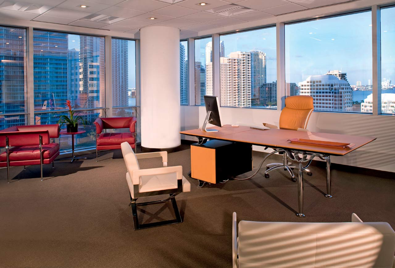 Marcas de muebles de oficina gunni trentino for Mobiliario para despachos
