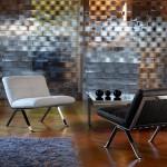 Mobiliario de lujo para oficina