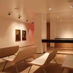 Mobiliario para museos y centros de conferencias