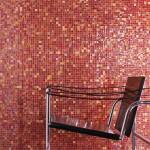 Mosaicos brillantes monocolor serie Glimmer