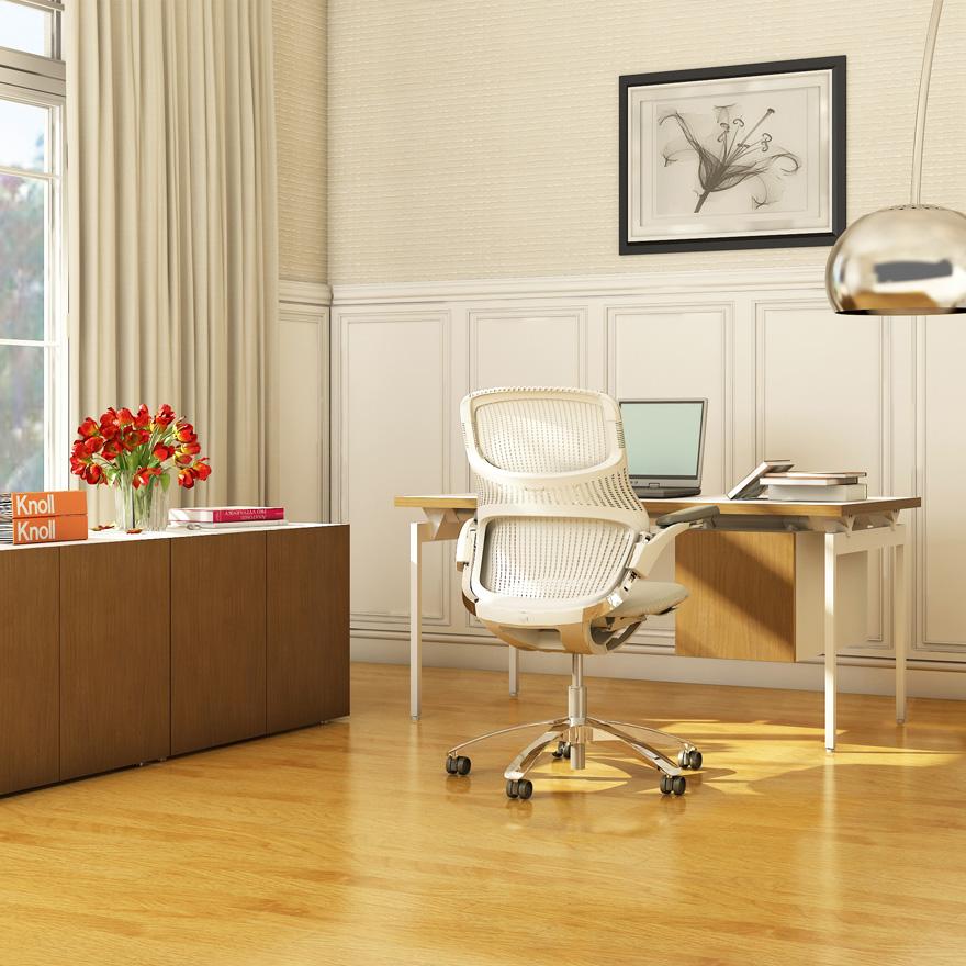 Muebles de Knoll para zonas de trabajo