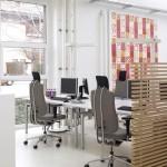 Muebles de Vitra para oficina