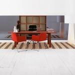 Muebles de despacho de Cappellini
