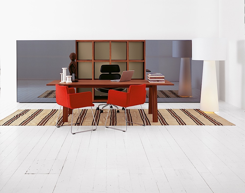 Mobiliario de oficina operativo de direcci n y ejecutivo for Muebles de despacho
