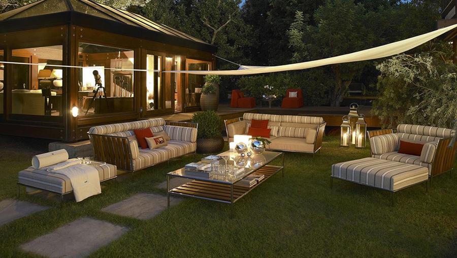 Muebles de exterior gunni trentino - Ver casas de lujo ...