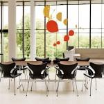 Muebles de oficina de Fritz Hansen