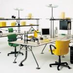 Muebles de oficina marca Tecnos