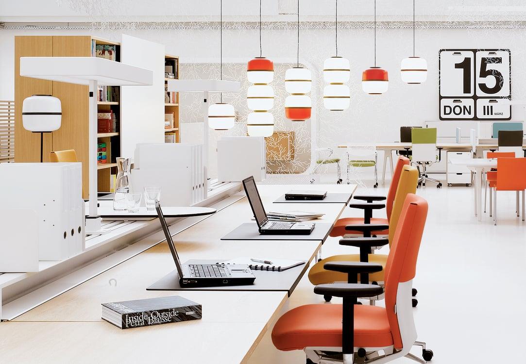 Mobiliario de oficina operativo de direcci n y ejecutivo for Mobiliario de oficina de diseno