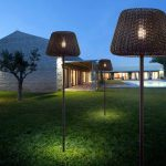 Iluminación exterior en GUNNI&TRENTINO