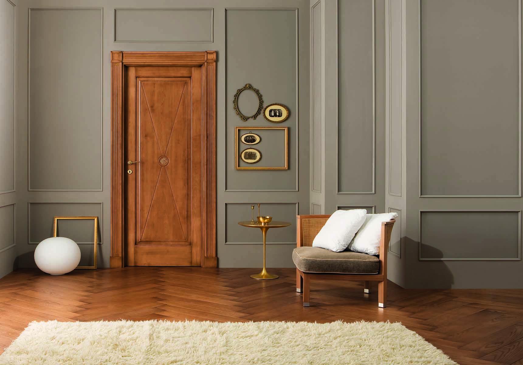 Marcas de puertas y armarios gunni trentino - Puertas de madera de interior ...