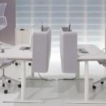 Puestos de trabajo para oficina de la serie Physix de Vitra