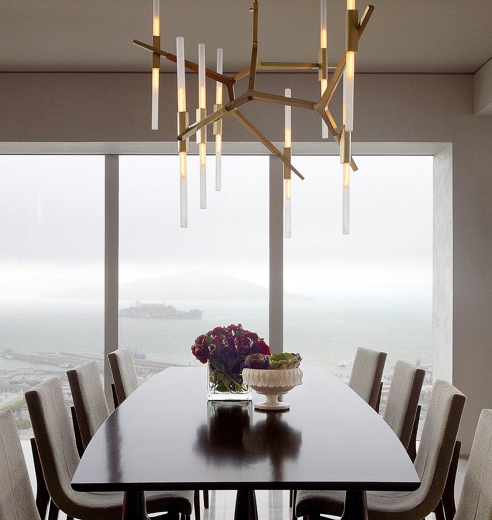 Iluminación de diseño, decorativa y moderna GUNNI&TRENTINO