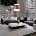 Salón moderno de Kenzo Casa
