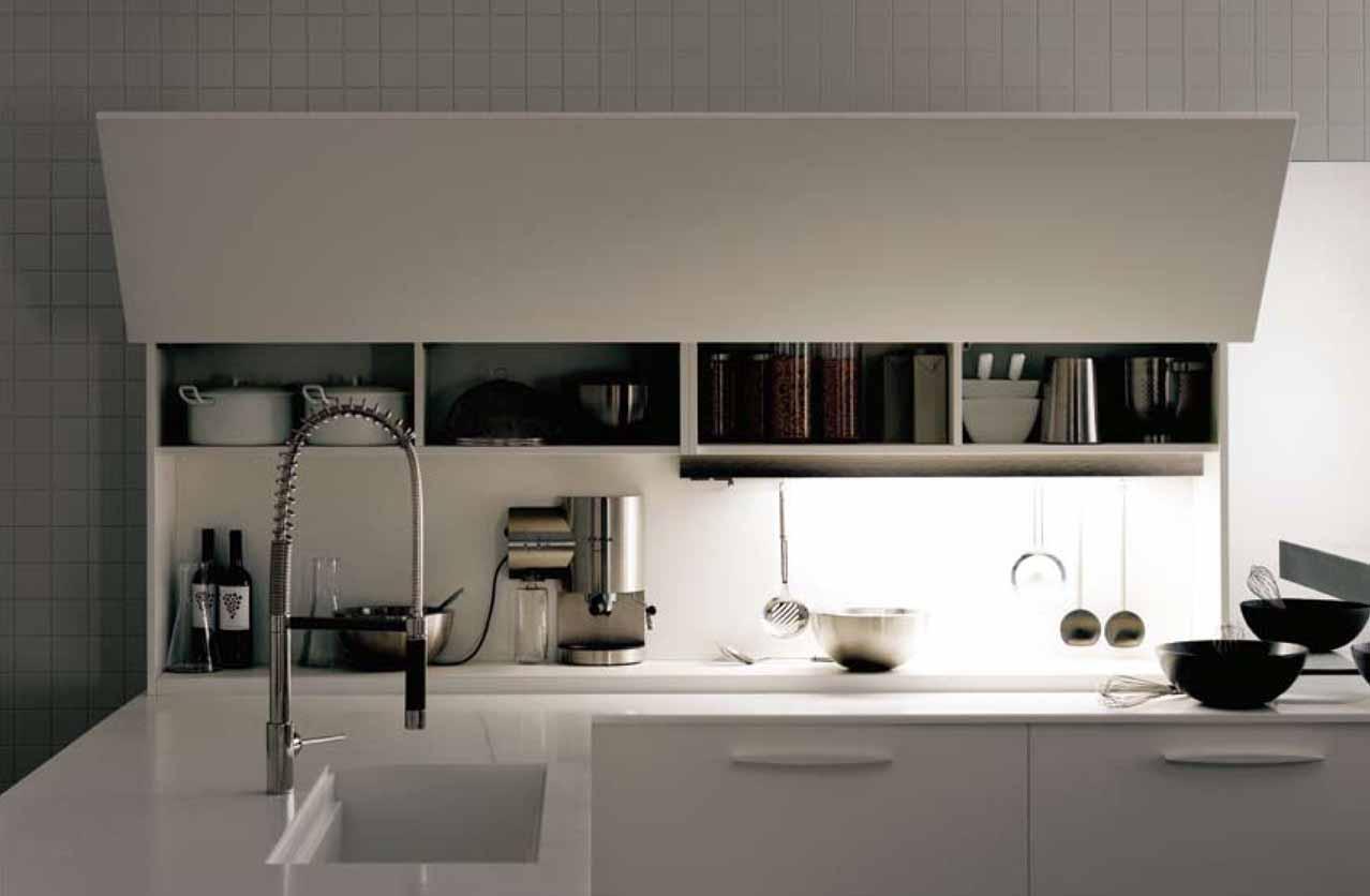 Cocinas sencillas modelo settina gunni trentino - Cocinas gunni trentino ...