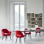 Silla ejecutiva con brazos de Eero Saarinen