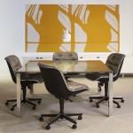 Silla ejecutiva modelo Pollock de Knoll