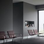 Sillones modernos para salas de espera