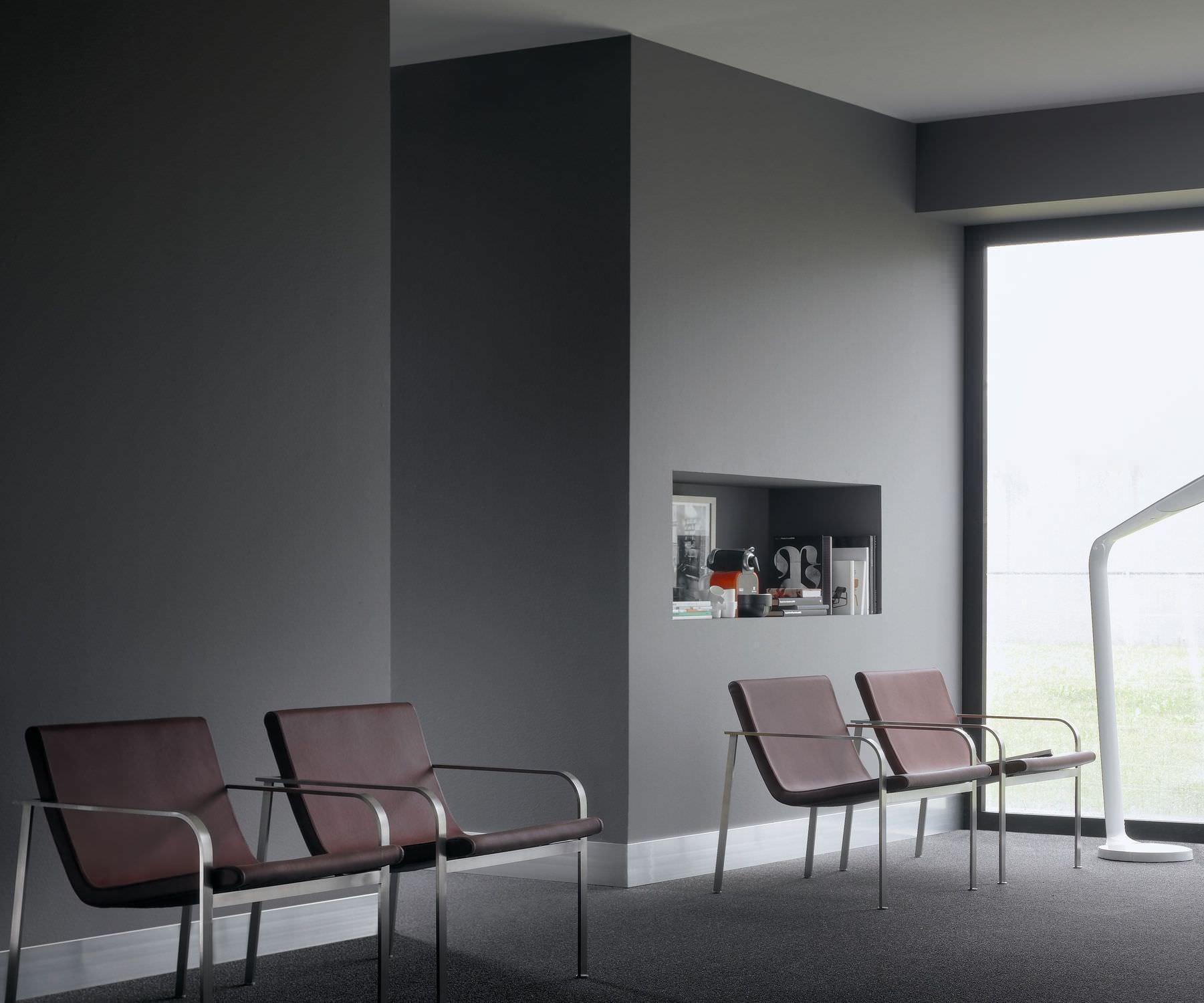 Mobiliario de oficina de dise o y moderno en gunni trentino for Sillones para oficina modernos