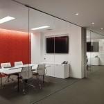 Sistema Multigeneration de Knoll para oficina
