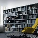 Sistemas de estanterías y muebles TV de Poliform