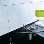 Sitemas de armarios modernos para oficinas y espacios de trabajo