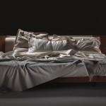 Sofá-cama de diseño, Antonio Citterio para Flexform