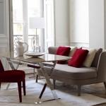Sofá moderno de Antonio Citterio para Maxalto