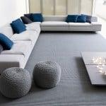 Sofá modular esquinero de Paola Lenti