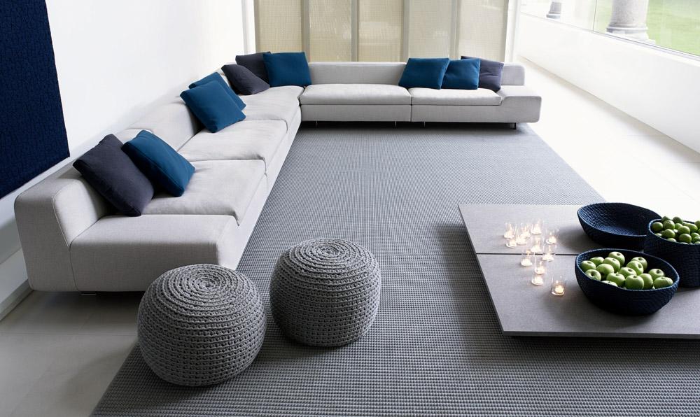 Mobiliario exterior y para jard n de dise o en gunni trentino for Sofa modular esquinero
