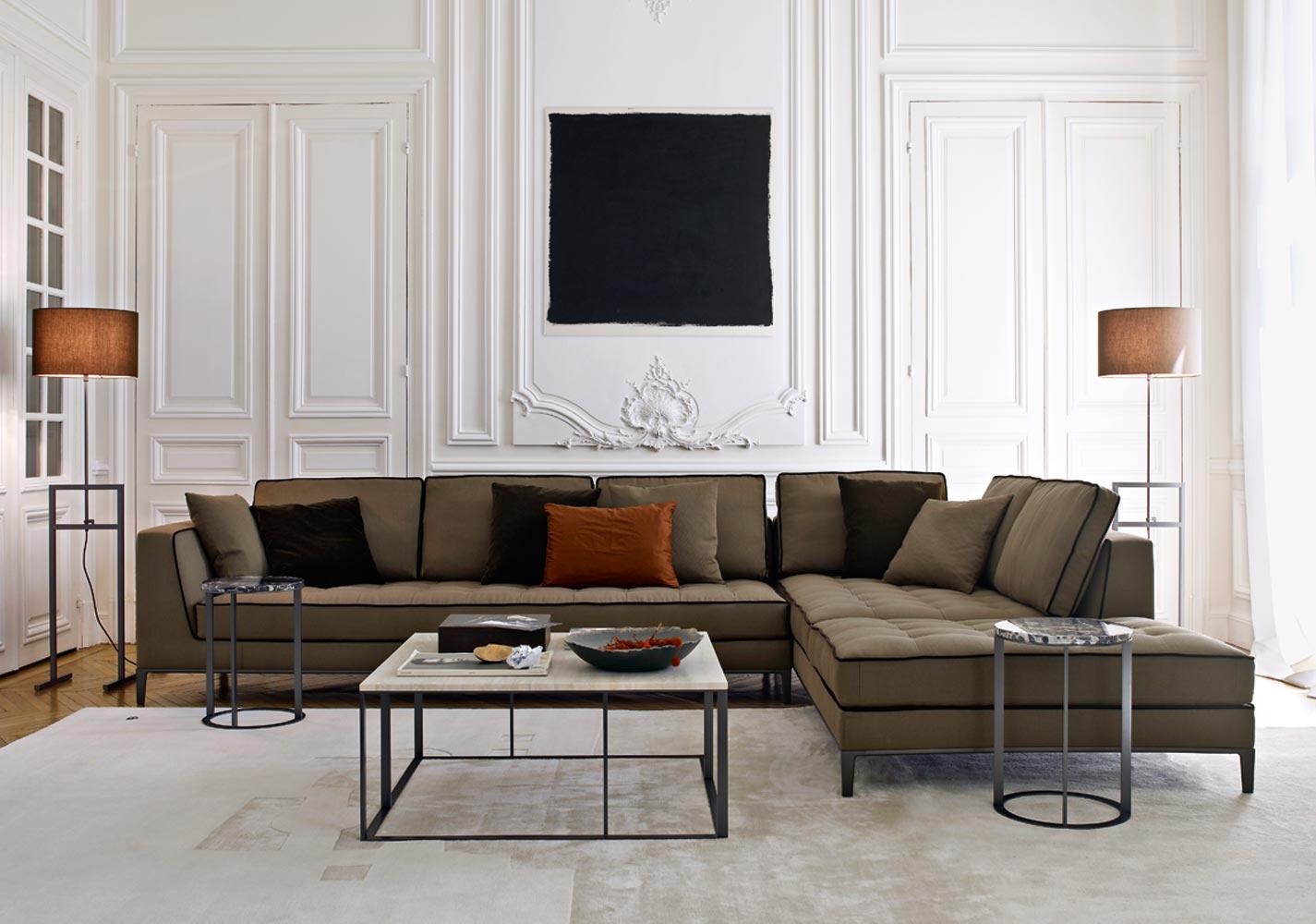 Sofá modular moderno Lucrezia de Maxalto