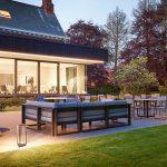 Iluminación exterior de diseño