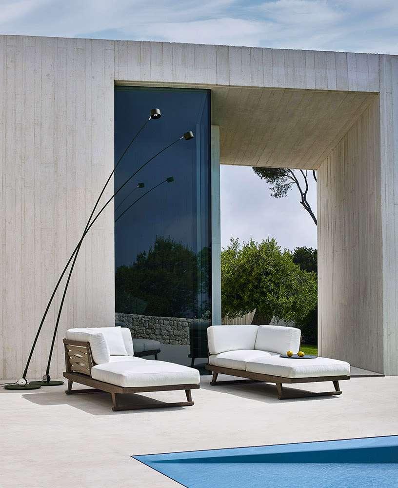 Mobiliario Exterior Y Para Jard N De Dise O En Gunni Trentino # Muebles Ultramodernos
