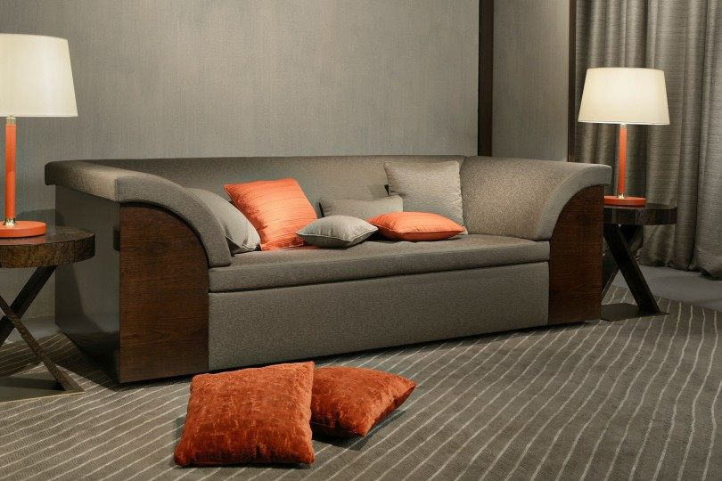 New Armani Casa Sofa Collection