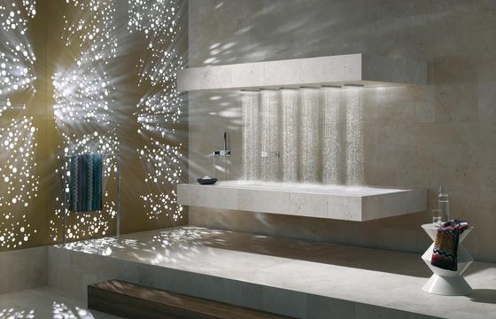 HOrizontal Shower Dornbracht