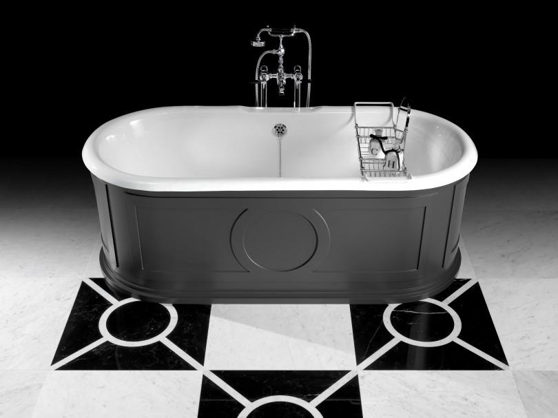 Capitol bathtub, Devon&Devon