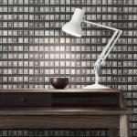 Lámpara flexo oficina Anglepoise de LED