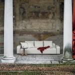 Sofá modelo Dandy de Roda