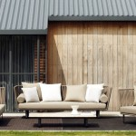 mobiliario moderno de exterior de Kettal